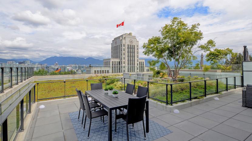 City Hall, Vancouver, BC