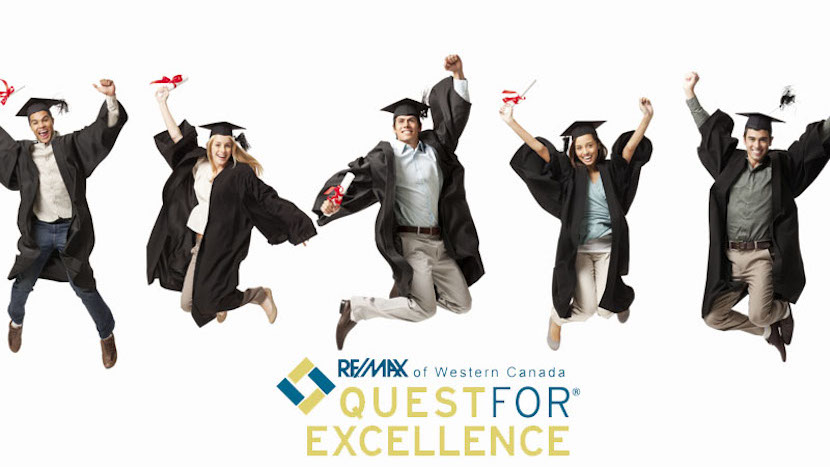 RE/MAX Quest for Excellence - Win a $1,000 bursary!